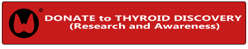 Donate to Thyroid Discovery