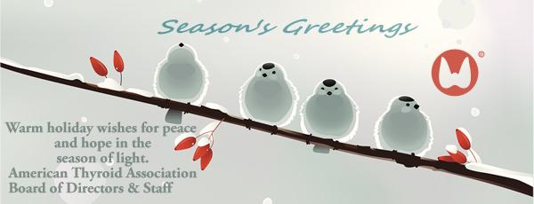 Season's Greetings from the ATA