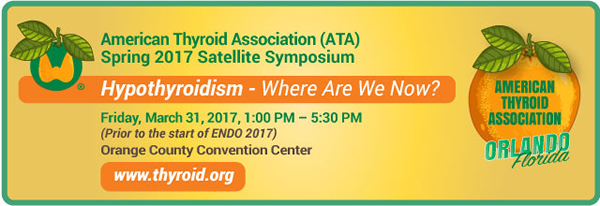 ATA 2017 Satellite Symposium