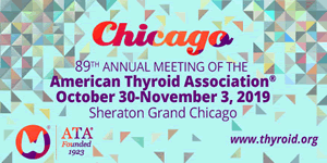 89th Annual Meeting of the ATA