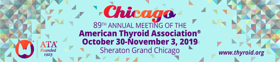 Chicago 89th Annual Meeting of the ATA
