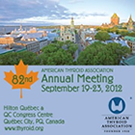 82nd Annual Meeting of the ATA