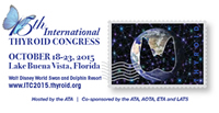 15th International Thyroid Congress