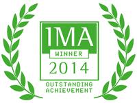 IMA Outstanding Achievment Award 2014