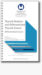 Differentiated Thyroid Cancer r