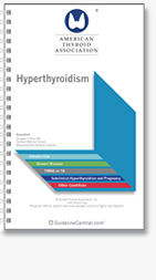 Hyperthyroidism GUIDELINES Pocket Card