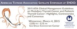 ATA Satellite Symposium at ENDO