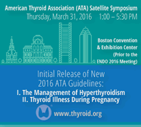 ATA 2016 Satellite Symposium