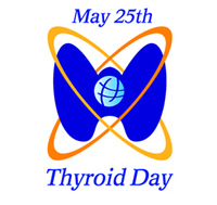 World Thyroid Day is May 25th
