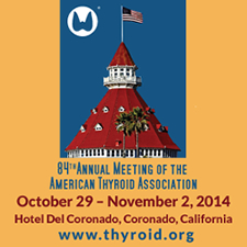 84th Annual Meeting of the American Thyroid Association