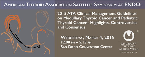 ATA Satellite Symposium at ENDO