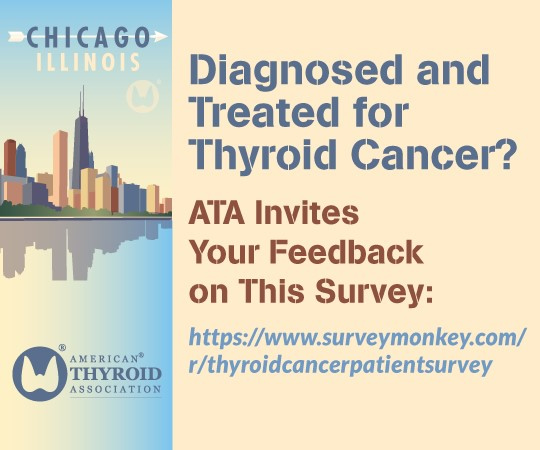 Thyroid Cancer Survey