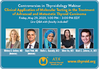 Controversies in Thyroidology