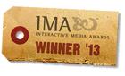 IMA Outstanding Achievment Award 2013