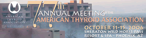 77th Annual Meeting of the ATA