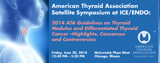 ATA Satellite Symposium at ICE/ENDO