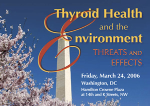Thyroid Health and the Environment