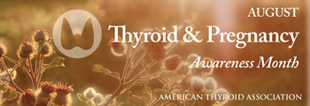 April Thyroid Awareness