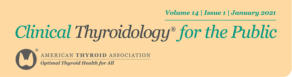 Clinical Thyroidology for the Public