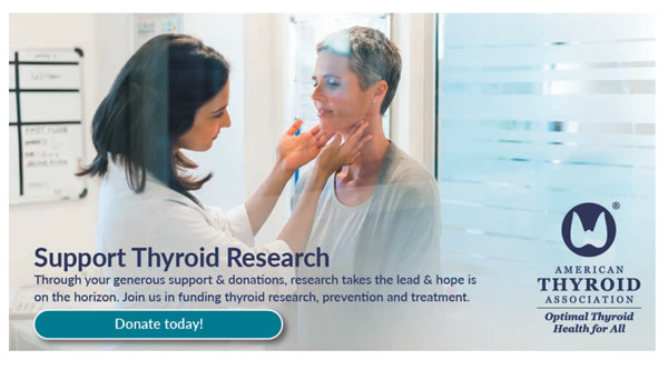 Support Thyroid Research
