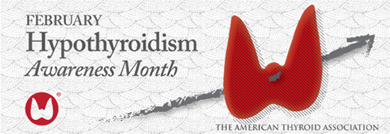 Hypothyroidism Awareness Month