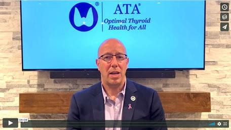ATA Board Member Ralph Tufano, MD