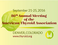 Meetings | American Thyroid Association