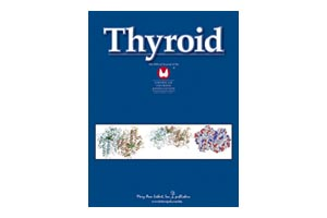 Thyroid Ahead of Print Cover