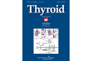 Thyroid Journal Vol 29 Issue 6 Jun 2019