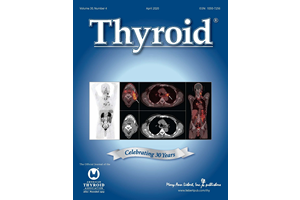 Thyroid Volume 30 Issue 4 April 2020