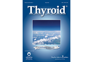 Thyroid Volume 30 Issue 5 May 2020