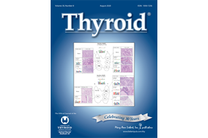 Thyroid Volume 30 Issue 8 August 2020