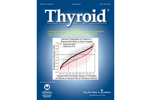 Thyroid Volume 31 Issue 2 February 2021