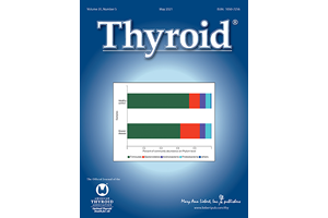 Thyroid Journal Vol 31 Issue 5 Cover