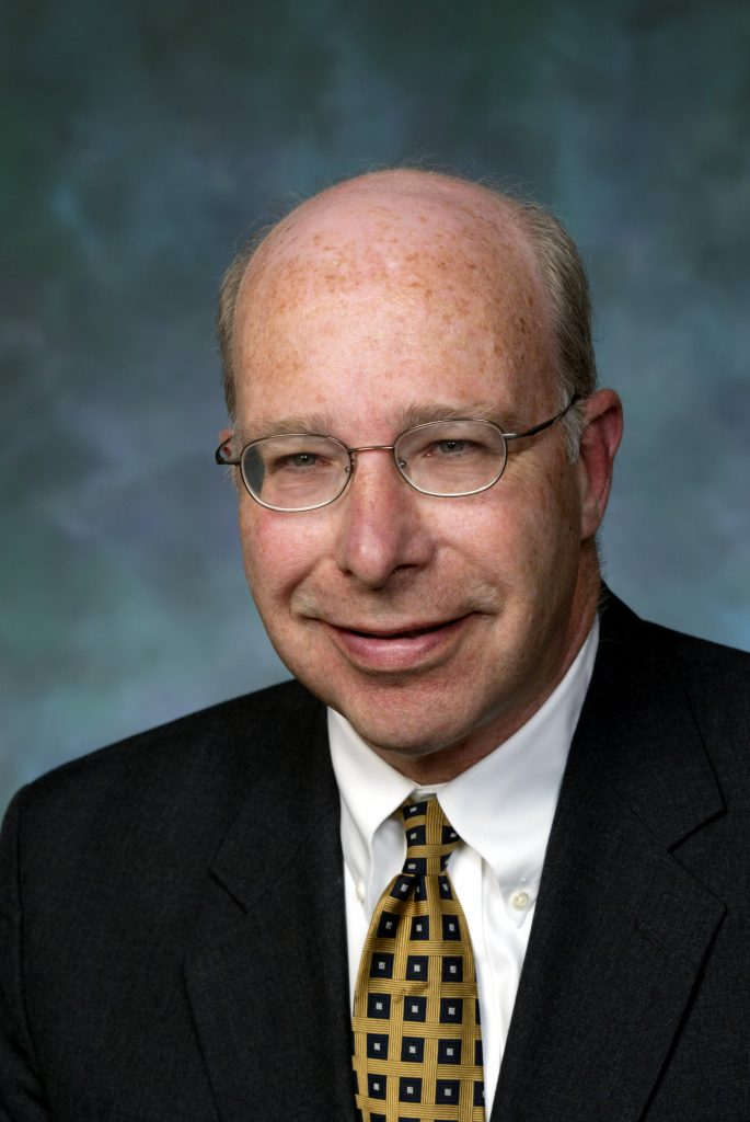 Photo of Kenneth D. Burman, MD