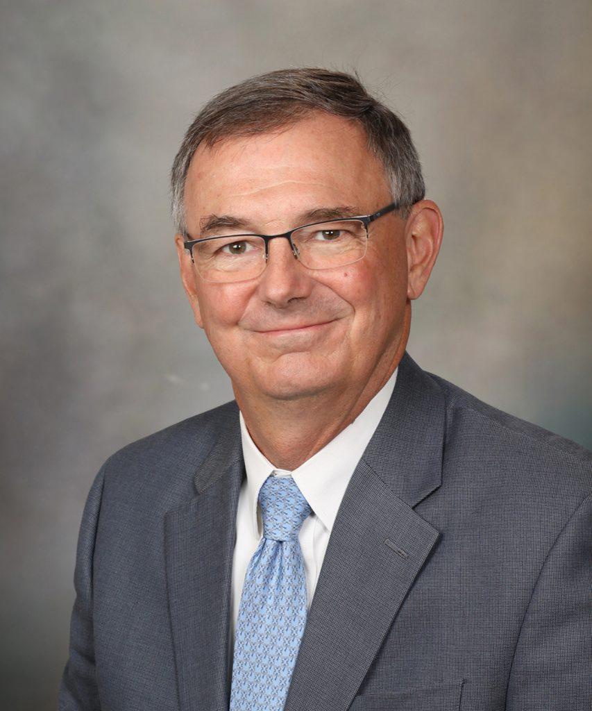 Photo of John C. Morris, III, MD